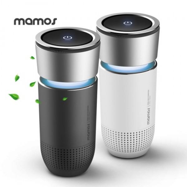 마모스 차량용 공기청정기 MAC-100Q (블랙or화이트)