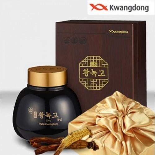 [광동제약] 광동 황녹고 500g  (쇼핑백,보자기포장)