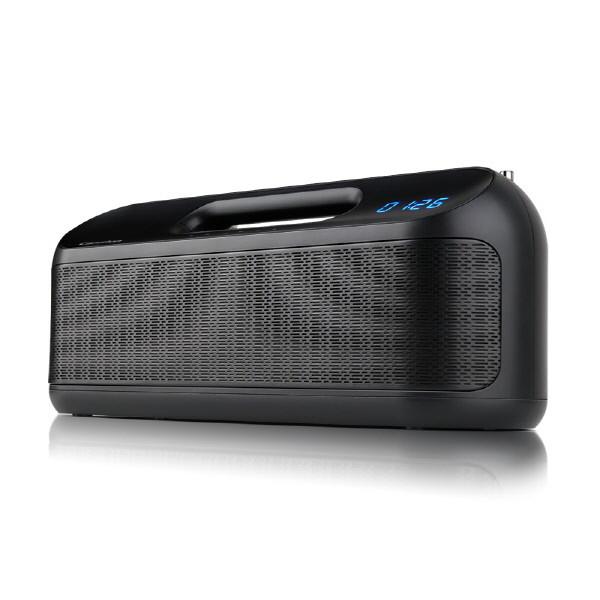 [캔스톤] 휴대용 붐박스 블루투스 스피커 M5 (터치패드,USB음악지원)