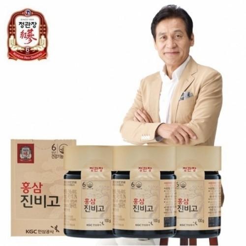 정관장 홍삼진비고 100g x 3병세트 (홈쇼핑 판매구성)