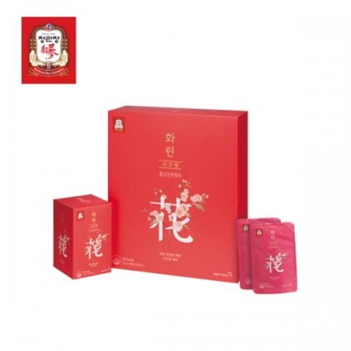 정관장 화린시크릿 (70ml*30포) 여성건강을 위한 시크릿케어!!