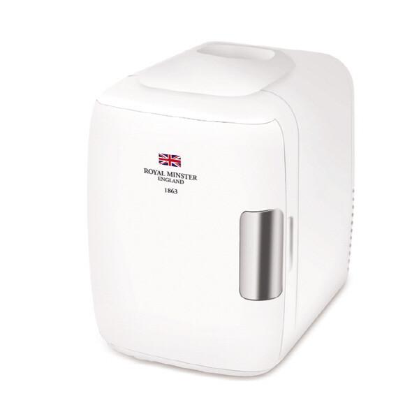 로얄민스터 다목적 화장품/차량용 냉/온장고 AQ-5L (화이트,블루)
