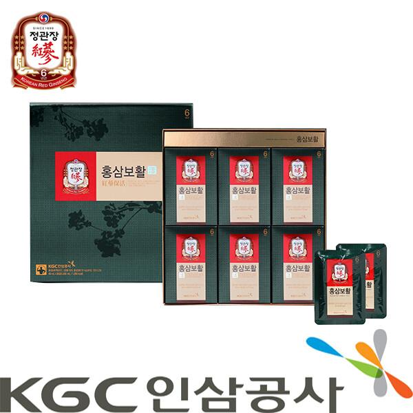 정관장 홍삼보활 40ml x 30포 추석명절 최고선물!!