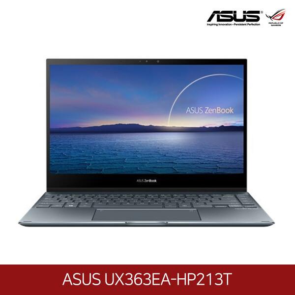 아수스 공식리퍼상품~노트북 ASUS UX363EA-HP213T (코어i7-2.8GHZ/램16GB/M.2 512GB/Iris Xe/13.3인치1920x1080 FHD/윈도우10)