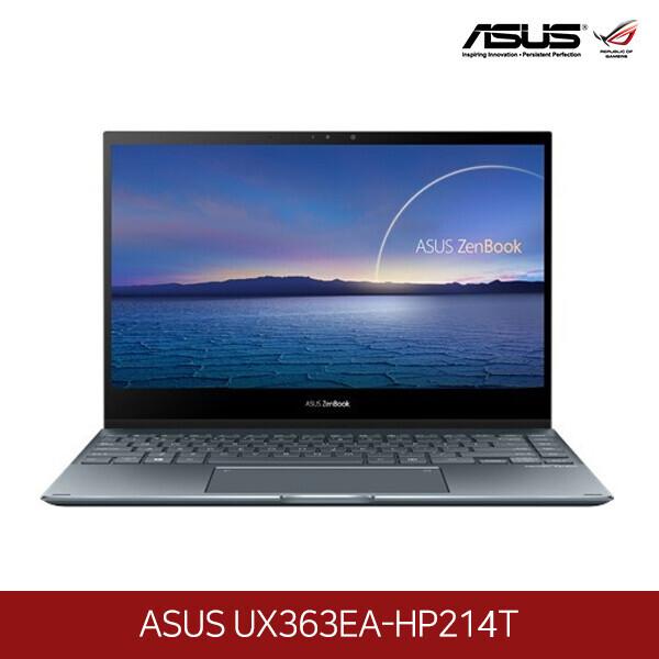 아수스 공식리퍼상품~노트북 ASUS UX363EA-HP214T (코어i5-1135G7 2.4GHZ/램8GB/M.2 512GB/Iris Xe/13.3인치1920x1080 FHD/윈도우10)