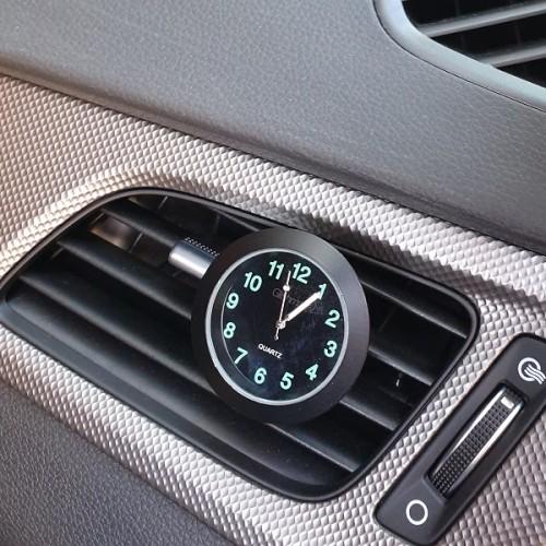 글리쉬맨 탁상용 차량용 미니시계