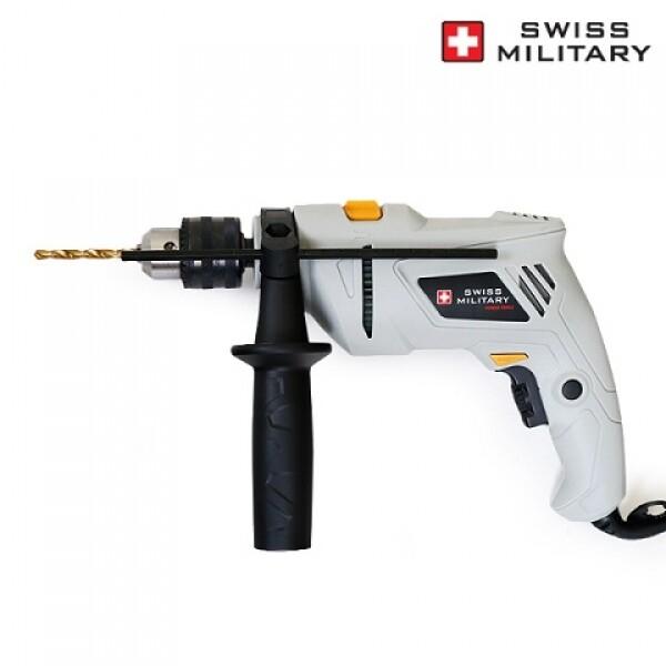 스위스밀리터리 650W 전동드릴 (유선) SMT650